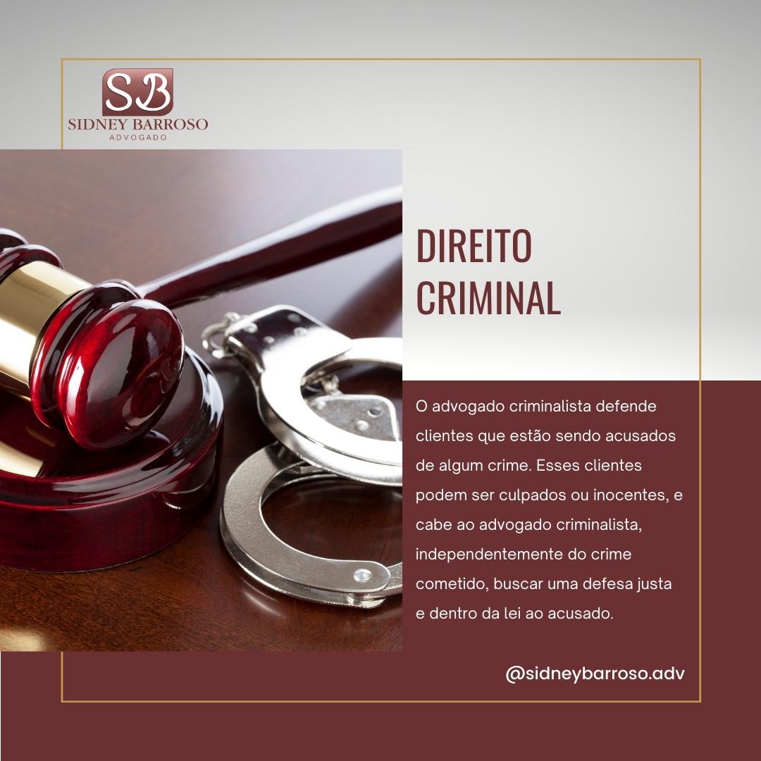Sidney Advogado, Especialista em direito Criminal, Direito do Consumidor, Cível e família