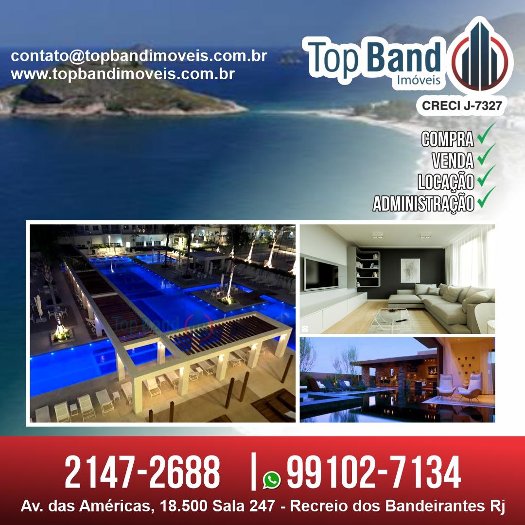 Top Band Imóveis, Imobiliária no Recreio dos Bandeirantes, Venda, locação e administração de imóveis
