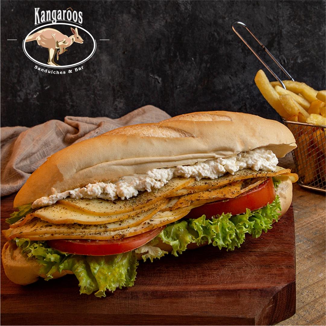Kangarôos Sanduíches & Bar, Sanduíches Australianos e Delivery