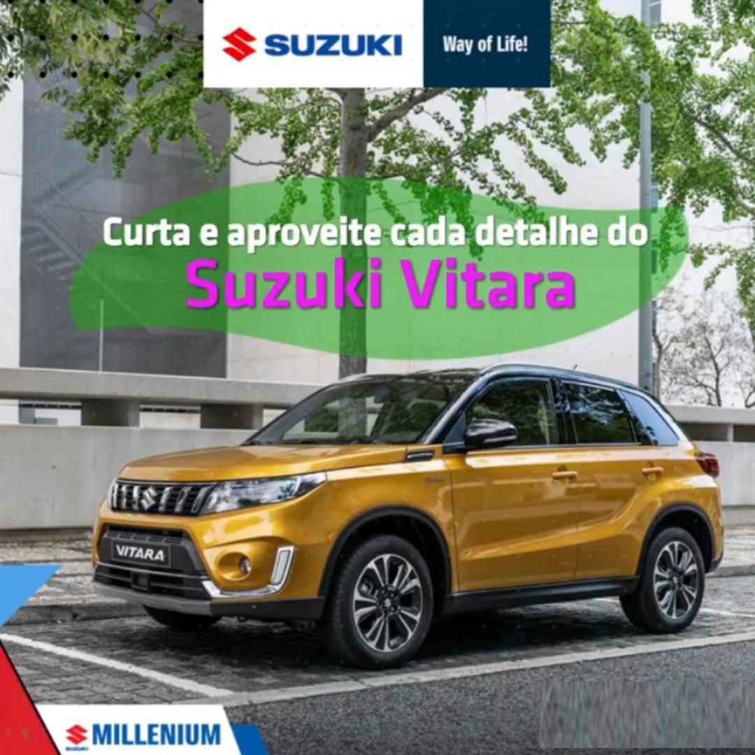 Millenium Suzuki concessionária de veículos 0km