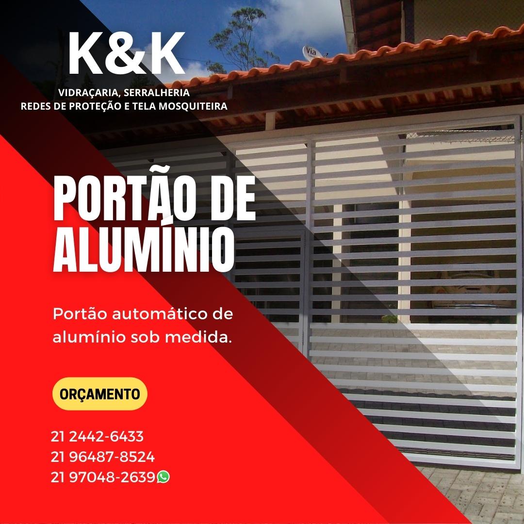 K&K Vidros, telas e vidraçaria, tela mosquiteira, redes de proteção e telas de proteção