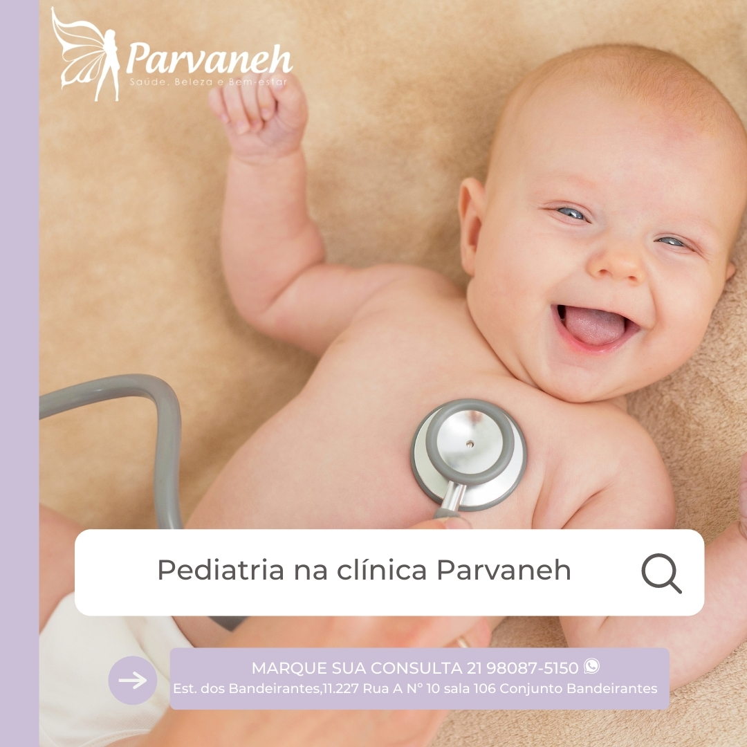 Clínica Parvaneh, Especialidades médicas, fisioterapeutas, tratamentos estéticos, entre outros