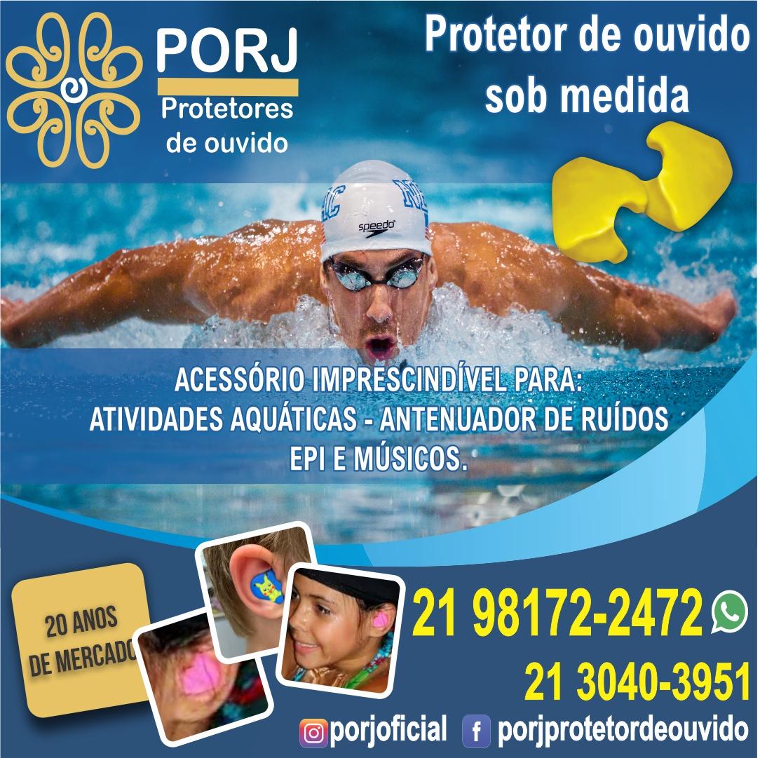 Protetor de ouvido, Recreio dos Bandeirantes, Barra, Rio de Janeiro, Porj Protetor de ouvido
