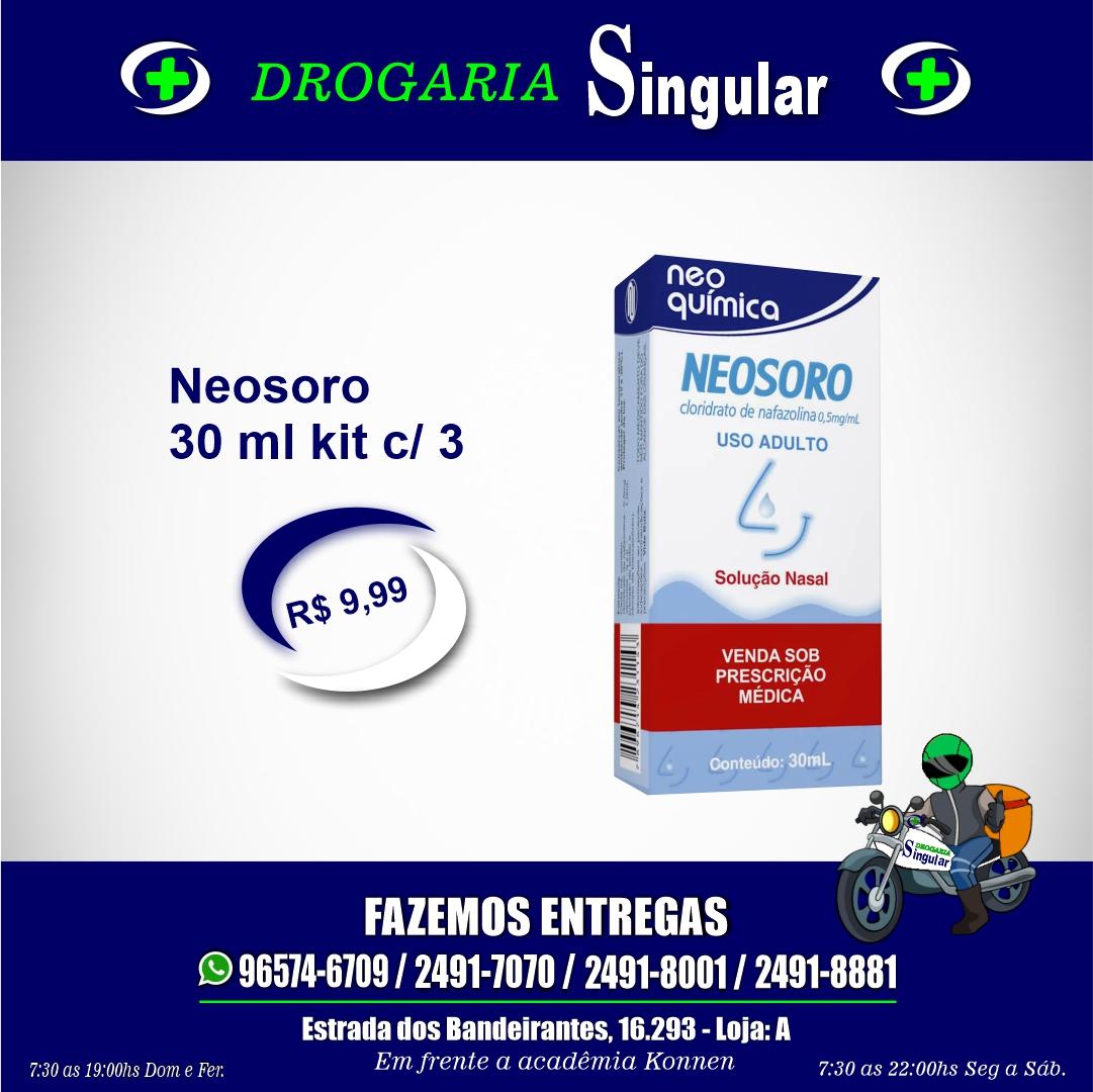 Farmácia e Drogaria em Vargem Pequena, Drogaria Singular