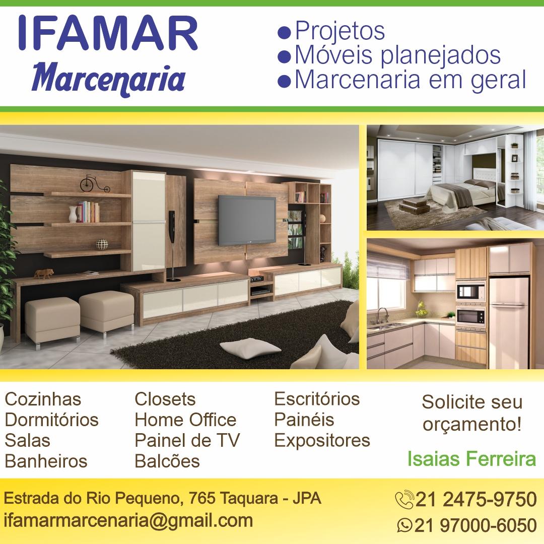 Ifamar Marcenaria e móveis planejados