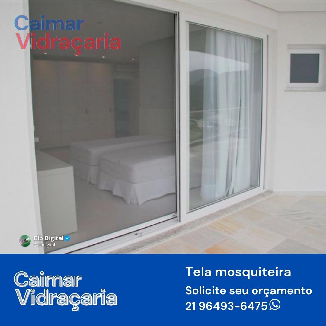 Caimar Vidraçaria Vidraçaria, Serralheria, Telas de proteção e telas mosquiteiras
