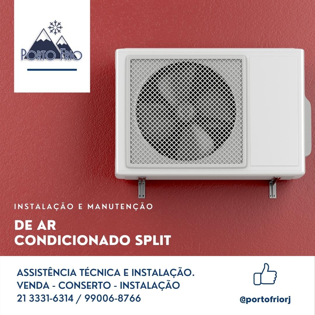 Porto Frio Refrigeração, Assistência Técnica, Conserto, Venda e Instalação-Recreio dos Bandeirantes