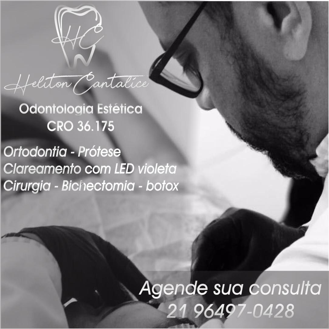 Dentista, Recreio dos Bandeirantes, Barra, Rio de Janeiro Rj, Dr Heliton Cantalice