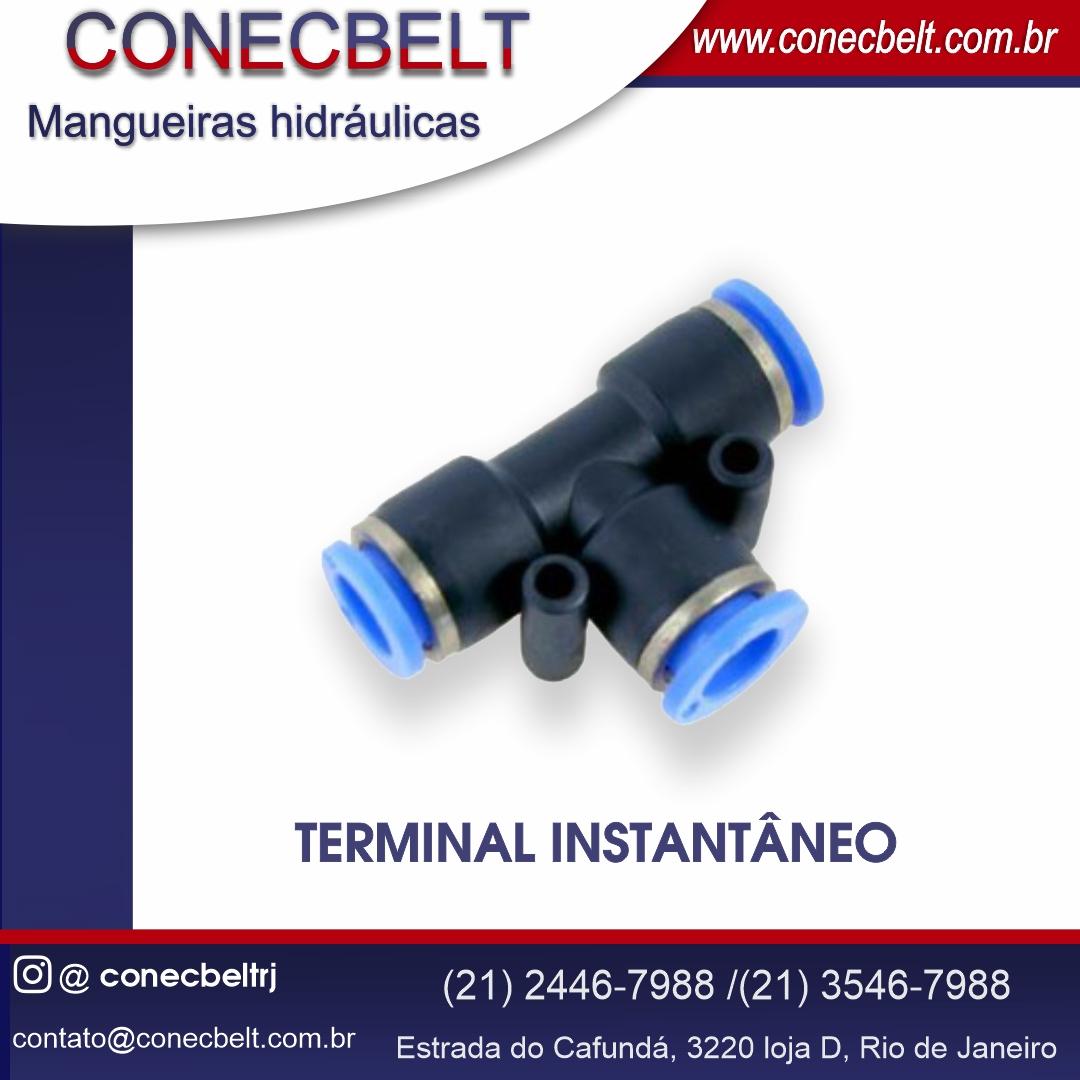 Conecbelt Mangueira de direção hidráulica e peças industriais