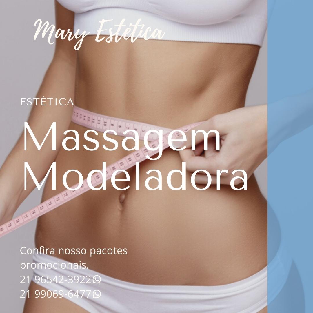 Mary Estética, Drenagem Linfática, Massagem relaxante, modeladora,t urbinada, elétrica
