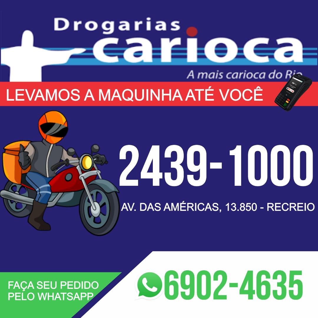 Drogarias Carioca - Farmácia e medicamentos especiais