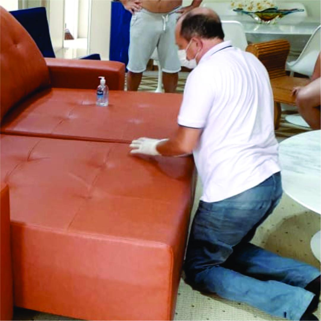 Oficina de Estofados, Restauração e confecção de estofados e cortinas