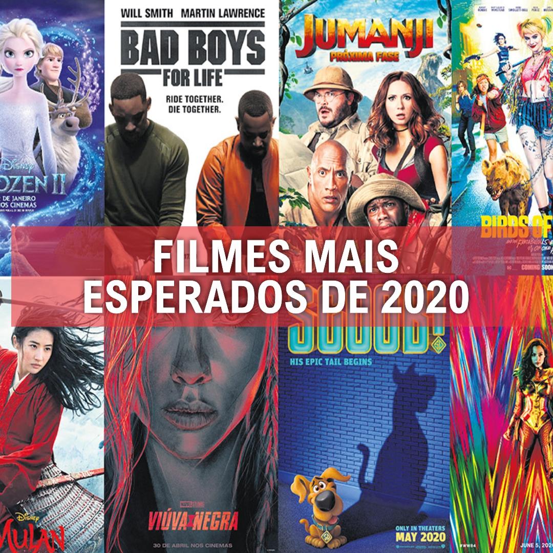 Cinema - Lançamentos 2020